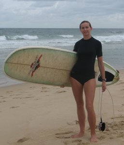 Learning to surf at 40 (+!) and loving it